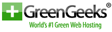 Green Geeks - World's #1 Green Web Hosting